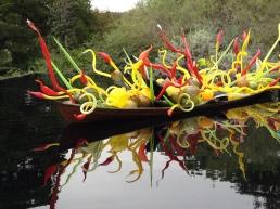 October - Chihuly Exhibit at Dallas Arboretum